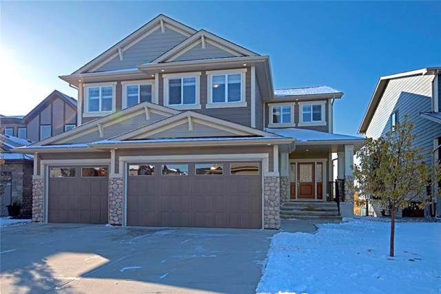 45 Ranchers Crescent, Okotoks, AB T1S 0K5 (#C4272615) :: Redline Real Estate Group Inc