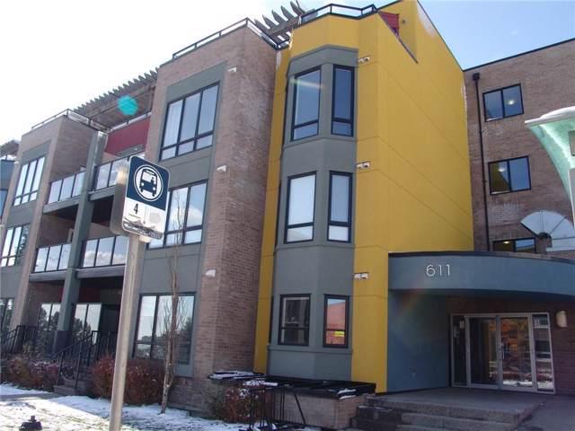 611 Edmonton Trail NE #101, Calgary, AB  (#C4272621) :: Redline Real Estate Group Inc