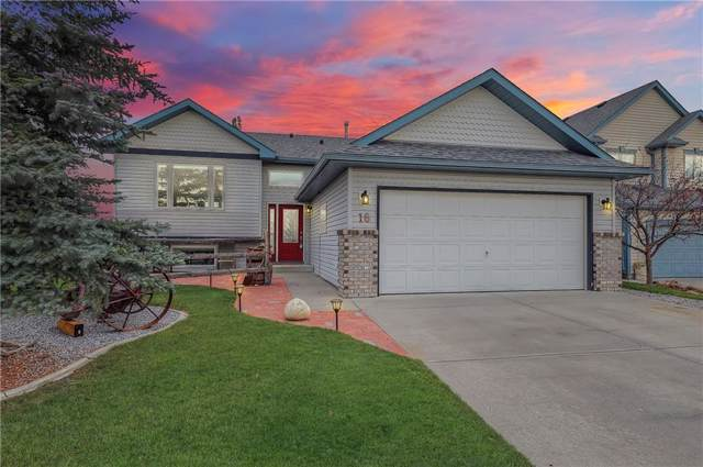 16 West Terrace Close, Cochrane, AB T4C 1R2 (#C4272628) :: Redline Real Estate Group Inc