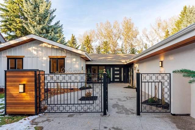 620 Wilderness Drive SE, Calgary, AB T2J 1Z2 (#C4272631) :: Redline Real Estate Group Inc