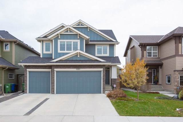 144 Auburn Sound Manor SE, Calgary, AB T3M 0R6 (#C4272632) :: Redline Real Estate Group Inc
