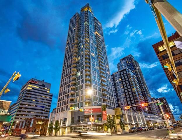 901 10 Avenue SW #2302, Calgary, AB T2R 0B5 (#C4272635) :: Calgary Homefinders