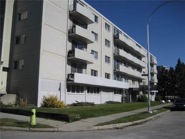 316 1 Avenue NE #305, Calgary, AB T2E 0B2 (#C4272641) :: Calgary Homefinders