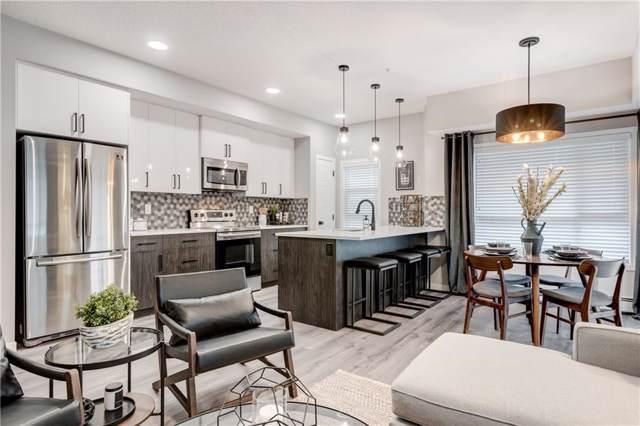 4350 Seton Drive SE #205, Calgary, AB T3M 3B1 (#C4272647) :: Redline Real Estate Group Inc