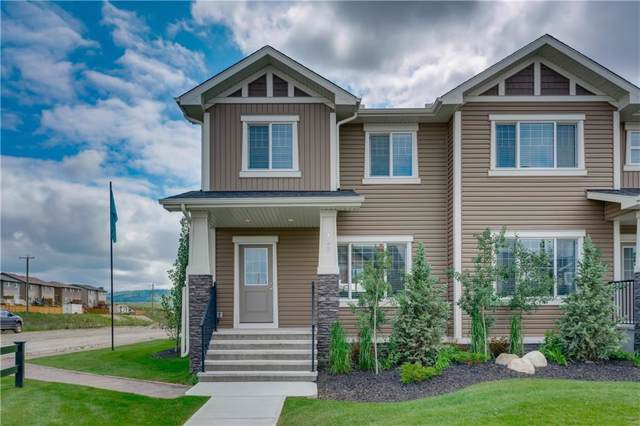 102 Heartland Boulevard, Cochrane, AB T4C 2P8 (#C4272660) :: Redline Real Estate Group Inc
