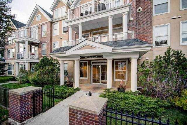 3651 Marda Link SW #312, Calgary, AB  (#C4272683) :: Virtu Real Estate