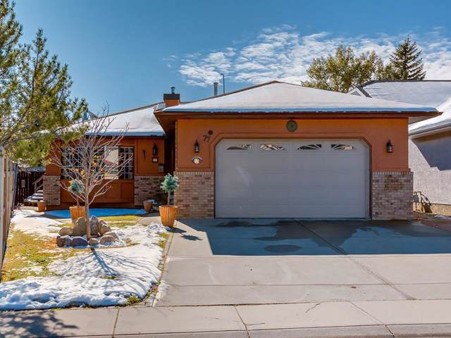 77 Country Hills Close NW, Calgary, AB T3K 3Z2 (#C4272688) :: Redline Real Estate Group Inc