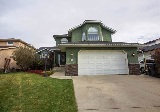 1204 High Country Drive NW, High River, AB T1V 1E2 (#C4272704) :: Redline Real Estate Group Inc