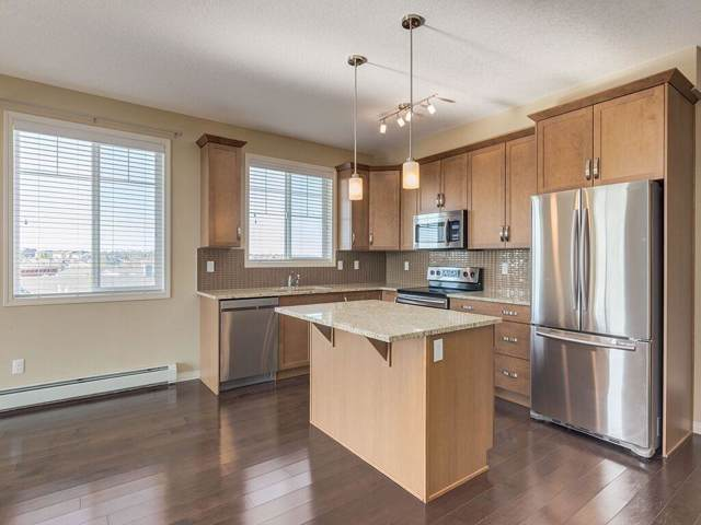 406 Cranberry Park SE #411, Calgary, AB T3M 1Y9 (#C4272723) :: Redline Real Estate Group Inc