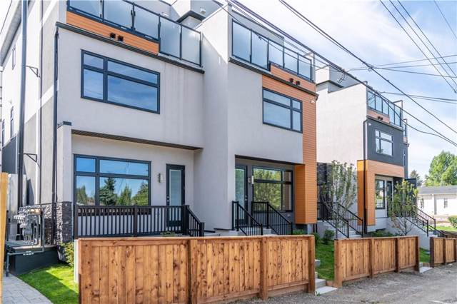 1632 20 Avenue NW #106, Calgary, AB T2M 1G8 (#C4272726) :: Redline Real Estate Group Inc