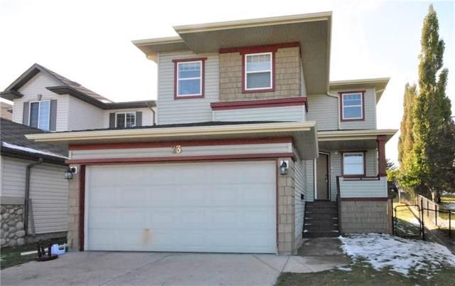 23 Panamount Drive NW, Calgary, AB T3M 1M7 (#C4272727) :: Redline Real Estate Group Inc
