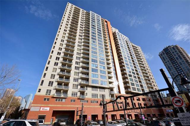 1053 10 Street SW #1904, Calgary, AB T2R 1S6 (#C4272729) :: Calgary Homefinders