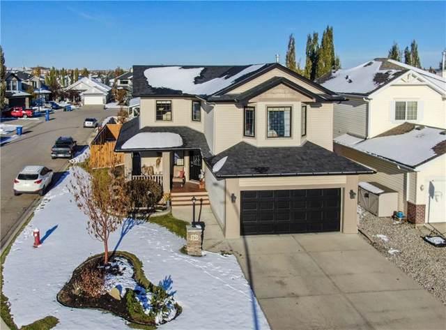 750 Cimarron Close, Okotoks, AB T1S 1X4 (#C4272733) :: Redline Real Estate Group Inc