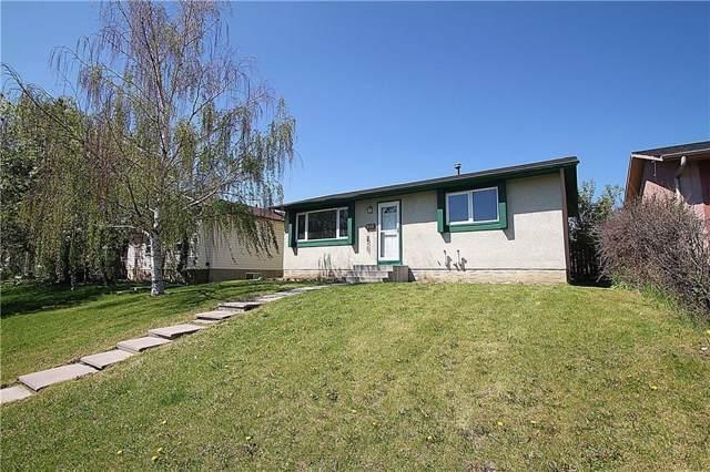 804 Pinecliff Drive NE, Calgary, AB T1Y 3W7 (#C4272745) :: Virtu Real Estate