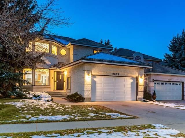 2024 Sirocco Drive SW, Calgary, AB T3H 2M9 (#C4272748) :: Redline Real Estate Group Inc