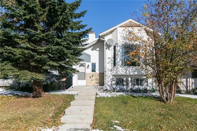 38 Covington Road NE, Calgary, AB T3K 4B1 (#C4272749) :: Calgary Homefinders
