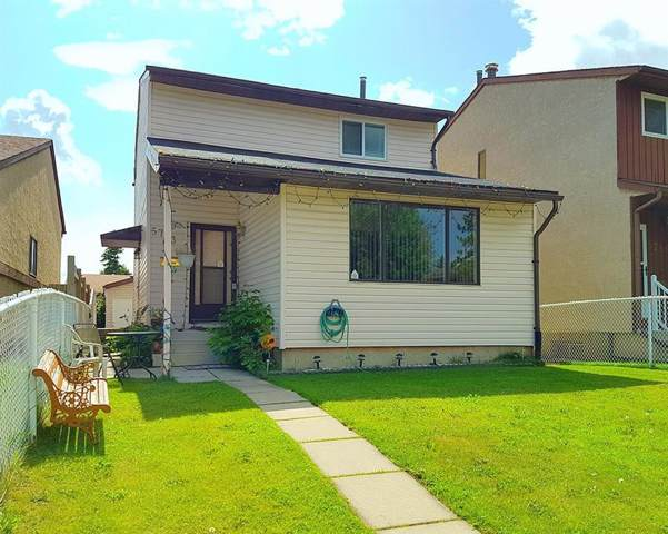 5743 24 Avenue NE, Calgary, AB  (#C4272754) :: Redline Real Estate Group Inc