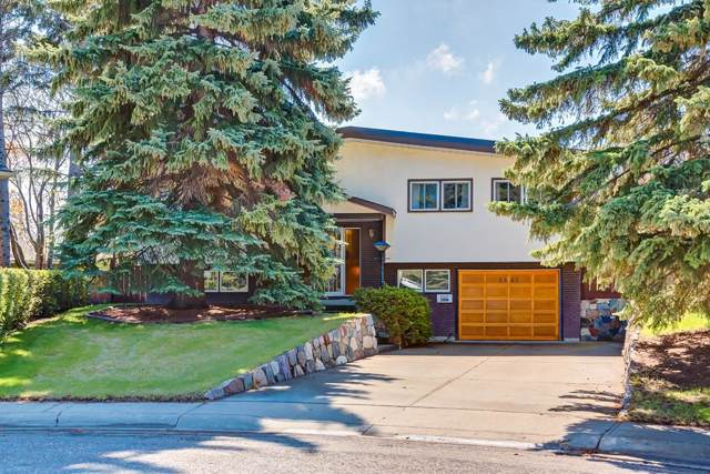 5307 Vicary Place NW, Calgary, AB T3A 0L4 (#C4272756) :: Redline Real Estate Group Inc