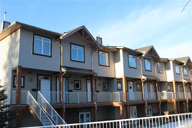 181 Rockyledge View NW #11, Calgary, AB T3G 6B1 (#C4272773) :: Redline Real Estate Group Inc