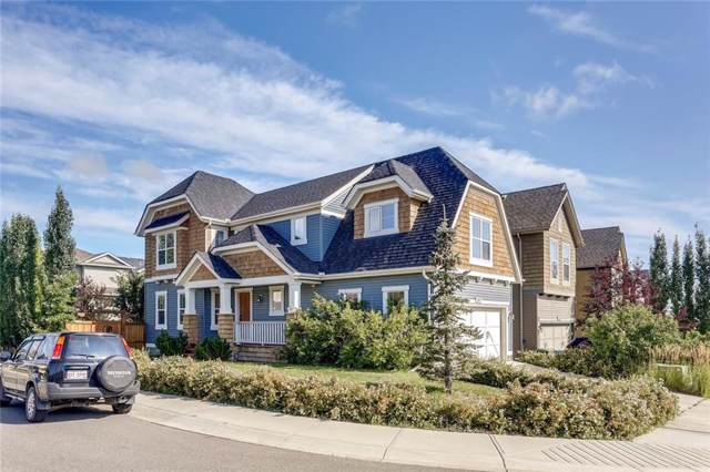 147 Sage Valley Drive NW, Calgary, AB T3R 0C8 (#C4272794) :: Redline Real Estate Group Inc