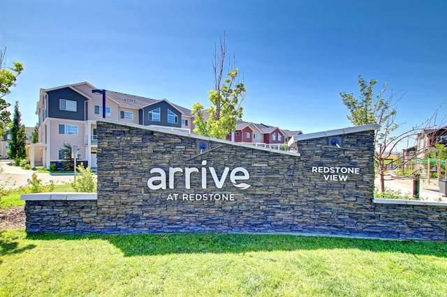 122 Redstone View NE, Calgary, AB T3N 0M9 (#C4272808) :: Redline Real Estate Group Inc