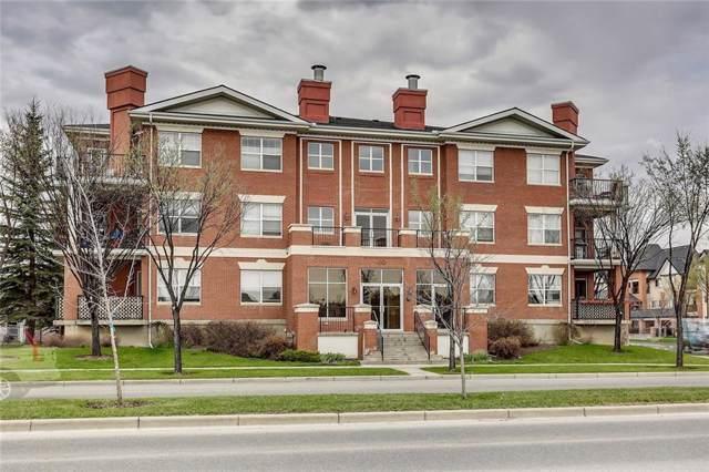 60 Promenade Way SE #105, Calgary, AB T2Z 3R4 (#C4272818) :: Calgary Homefinders