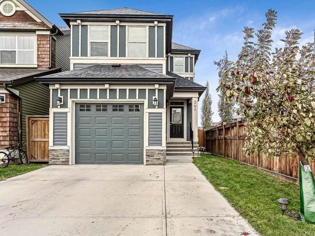 341 Auburn Meadows Boulevard SE, Calgary, AB T3M 0T6 (#C4272825) :: Redline Real Estate Group Inc