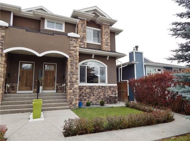 2413 28 Street SW #1, Calgary, AB T3E 2H7 (#C4272841) :: Redline Real Estate Group Inc