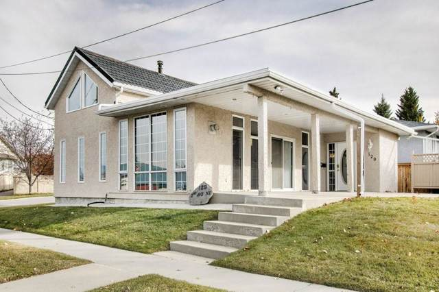 129 2 Avenue NE, Airdrie, AB T4B 0R6 (#C4272845) :: Virtu Real Estate