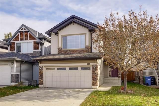 627 Auburn Bay Heights SE, Calgary, AB T3M 0A9 (#C4272846) :: Redline Real Estate Group Inc
