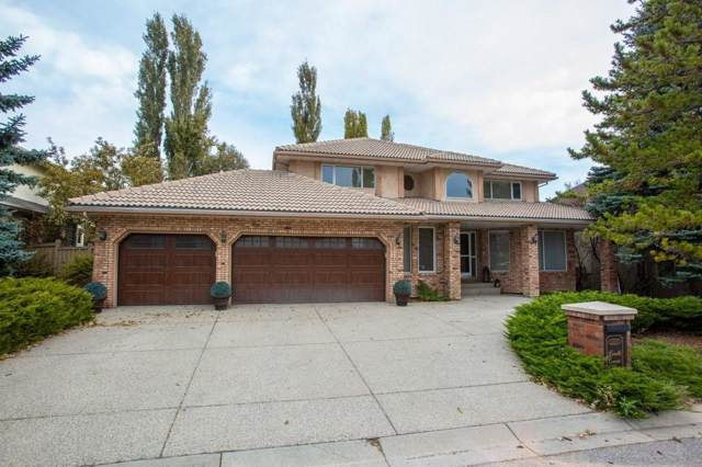 12936 Candle Crescent SW, Calgary, AB T2W 5R9 (#C4272858) :: Redline Real Estate Group Inc