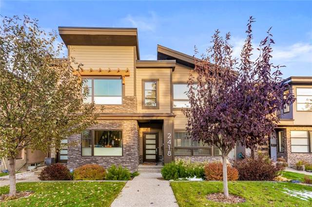 2418 25 Street SW, Calgary, AB T3E 1X6 (#C4272859) :: Western Elite Real Estate Group