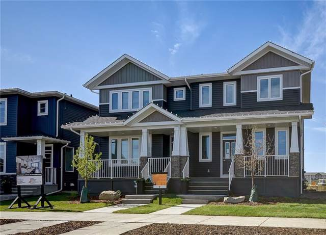 653 Redstone Drive NE, Calgary, AB R3N 1L1 (#C4272864) :: Redline Real Estate Group Inc