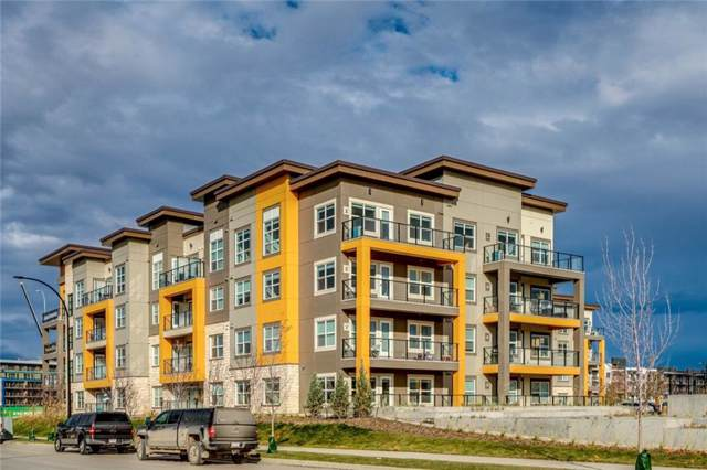 19621 40 Street SE #304, Calgary, AB T3M 3B2 (#C4272883) :: Redline Real Estate Group Inc