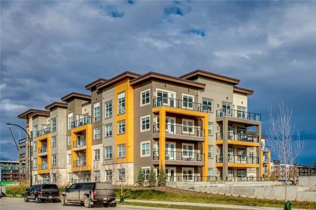 19621 40 Street SE #312, Calgary, AB T3M 3B2 (#C4272884) :: Redline Real Estate Group Inc