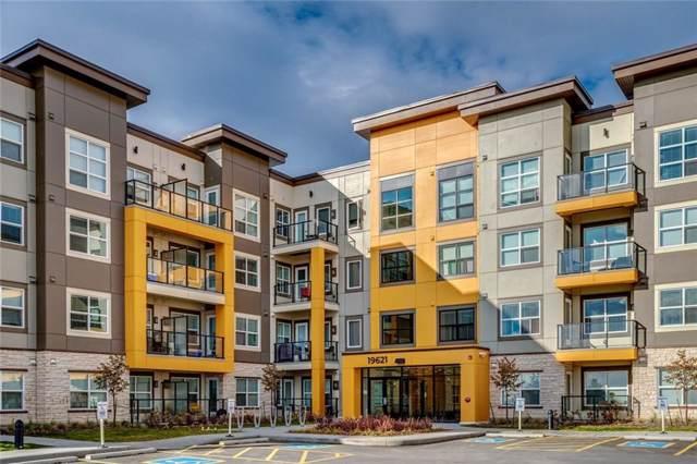 19621 40 Street SE #405, Calgary, AB T3M 3B2 (#C4272885) :: Redline Real Estate Group Inc