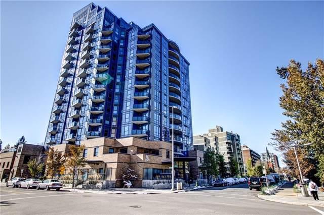 303 13 Avenue SW #1110, Calgary, AB T2R 0Y9 (#C4272889) :: Virtu Real Estate