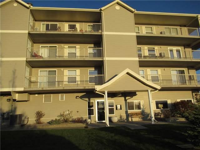 99 Westview Drive #304, Nanton, AB T0L 1R0 (#C4272904) :: Redline Real Estate Group Inc