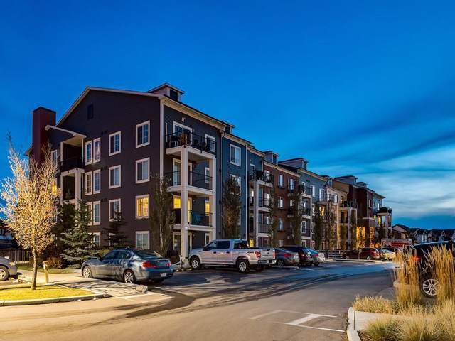 755 Copperpond Boulevard SE #1213, Calgary, AB T2Z 4R2 (#C4272919) :: Redline Real Estate Group Inc