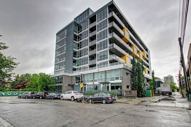 235 9A Street NW #805, Calgary, AB T2N 4H7 (#C4272920) :: The Cliff Stevenson Group
