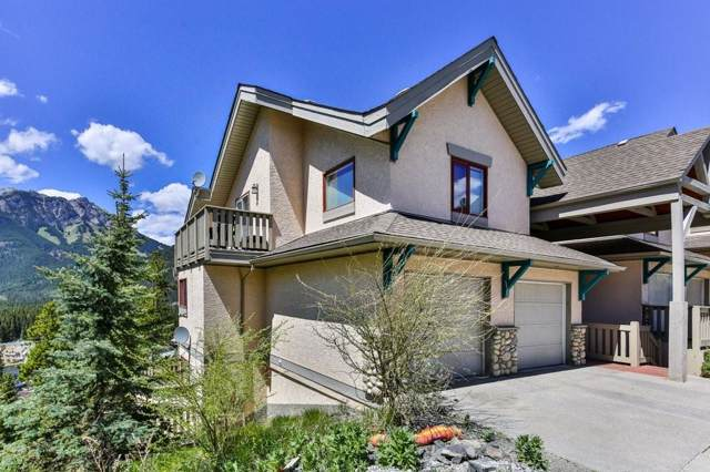 4 Otter Lane D, Banff, AB T1L 1A1 (#C4272931) :: Redline Real Estate Group Inc