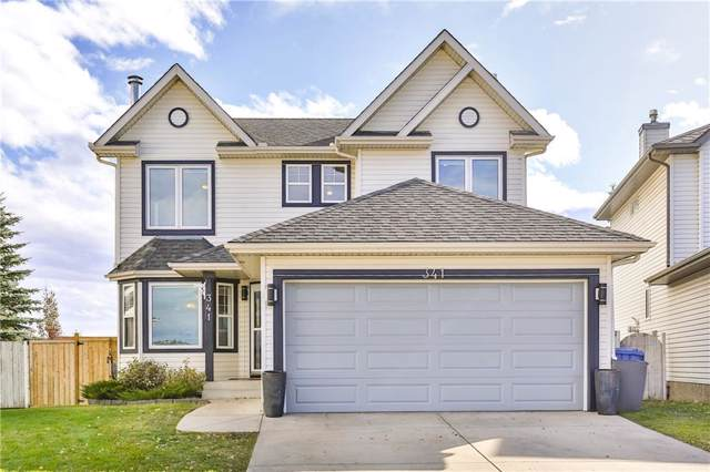 341 Hidden Valley Place NW, Calgary, AB T3A 5L7 (#C4272933) :: Calgary Homefinders