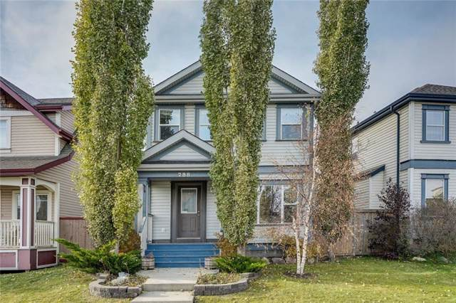 288 Copperfield Heights SE, Calgary, AB T2Z 4R3 (#C4272952) :: Redline Real Estate Group Inc