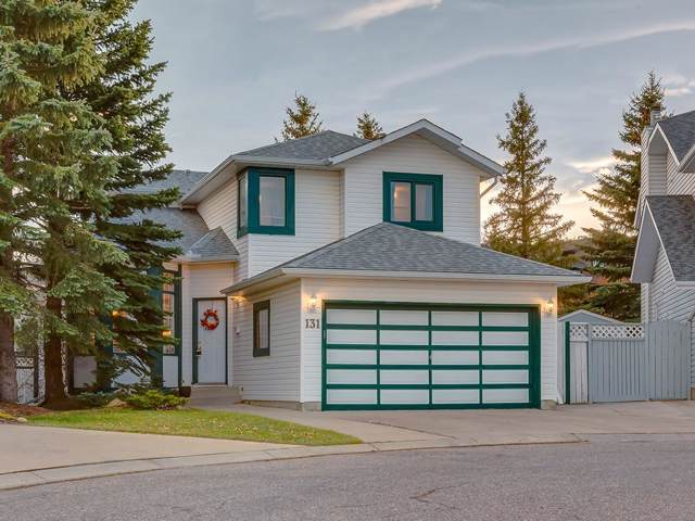 131 Macewan Valley Mews NW, Calgary, AB T3K 3T1 (#C4272957) :: Calgary Homefinders
