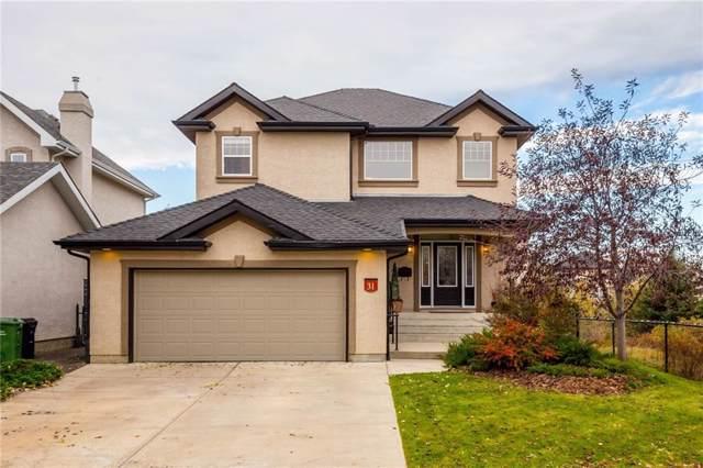 31 Tuscany Glen Place NW, Calgary, AB T3L 2T6 (#C4272958) :: Calgary Homefinders