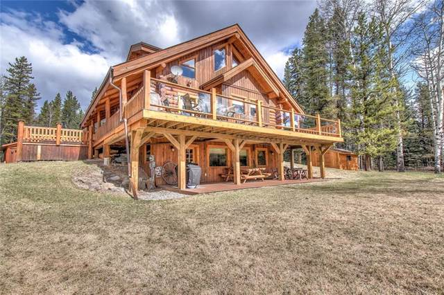 36 Hawk Eye Road, Rural Rocky View County, AB T0L 0K0 (#C4272960) :: Virtu Real Estate