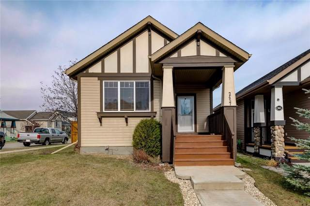 2457 Sagewood Crescent SW, Airdrie, AB T4B 3M9 (#C4272968) :: Calgary Homefinders