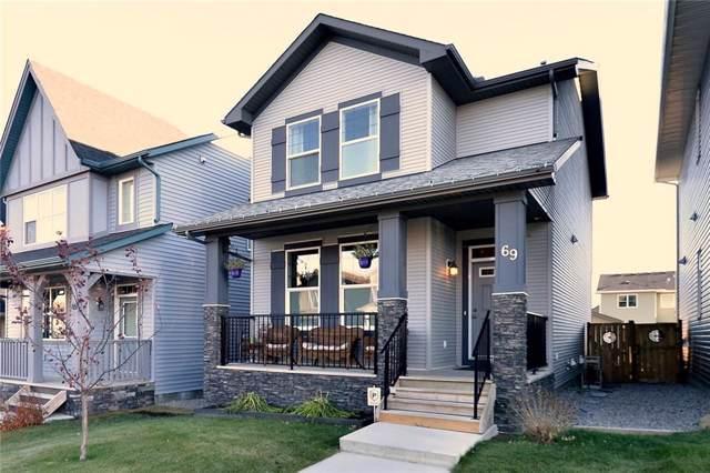 69 Nolanfield Lane NW, Calgary, AB T3R 0M7 (#C4272974) :: Virtu Real Estate