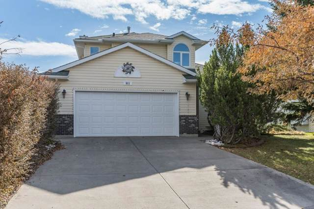 911 High Country Drive NW, High River, AB T1V 1E3 (#C4272975) :: Redline Real Estate Group Inc