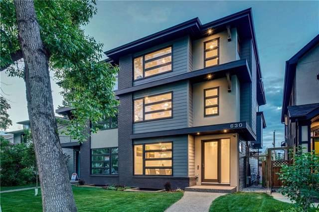 630 27 Avenue NW, Calgary, AB T2M 2J1 (#C4272988) :: Calgary Homefinders